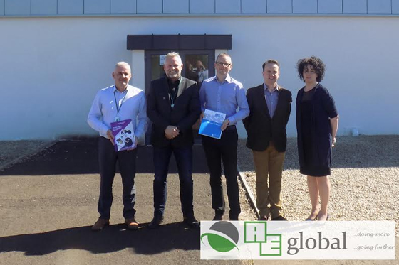 AE Global & NWRC announce £150k R&D Project